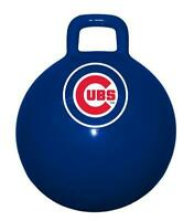 Chicago Cubs MLB Licensed Child Space Hopper Ball Kangaroo Inflatable Bouncer