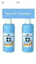 Dr Johnson's Sterilising Fluid (2 x 1 Litres)  Highly Concentrated