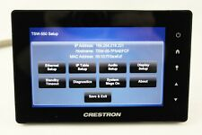 ✅Crestron Tsw-550-B - 5� Touch Screen, Black Smooth | Free Shipping​!