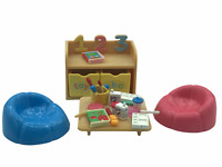 Calico Critters Sylvanian Families Children's Playtime Furniture VERY RARE HTF