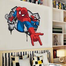 Spider Man Kinderzimmer Wandtattoos Wandbilder Fur Jungen