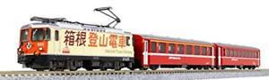 Kato 10-1514 RhB Ge4/4-II 622 'Hakone Tozan Railway' mit EW I 3 Cars (N scale)