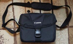 Canon 200ES Camera Shoulder Bag for EOS Rebel T6 T7 T5i 90D 80D T8i SL2 1D 5D 7D