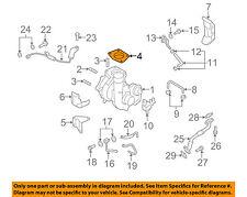 MAZDA OEM 07-12 CX-7 Turbo Turbocharger-Gasket L3K913710