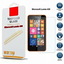 FOR MICROSOFT LUMIA 435 TEMPERED GLASS MOBILE PHONE SCREEN PROTECTOR