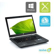 HP EliteBook 8460W Laptop  i5 Dual-Core 8GB 500GB Win 10 Pro B v.WAA