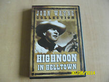 HIGHNOON IN HELLTOWN   John Wayne Collection   DVD