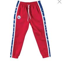 Mitchell And Ness Philadelphia 76ers Tear Away Pants