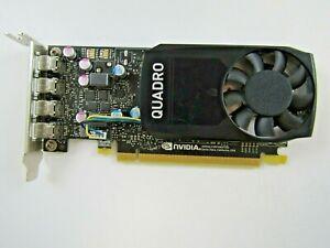 Nvidia Quad P600 Graphics Card