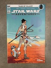 Star Wars Adventures Tales of Villainy #1 RI-A Kyriazis 1:10 Variant 2020