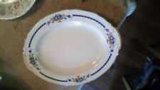 Grindley Art Deco Period Vegetable Meat Plate Sandwiches 13 Inches