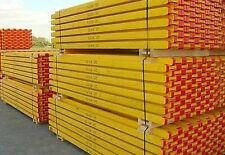 50 x Holzträger 2,1m - 4,9m Dokaträger Schalungsträger Schalung H20 Deckenstütze
