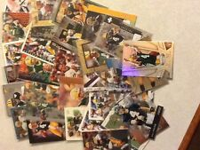 Brett Favre Green Bay Packers, Vikings Jets NFL football card lot