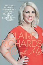 CLAIRE RICHARDS __ ALL OF ME __ BRAND NEW __ FREEPOST UK
