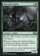 MTG Magic M15 FOIL - Netcaster Spider/Araignée lanceuse de rets, English/VO