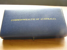 1966 ROYAL AUSTRALIAN MINT PROOF COIN  SET