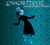 LOVELORN DOLLS Japanese Robot Invasion LIMITED 2CD BOX 2014