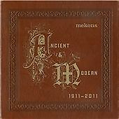 THE MEKONS - ANCIENT & MODERN NEW CD