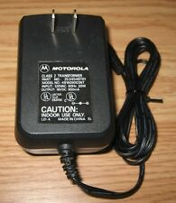 Motorola (481609003NT) 16V 900mA 20W 60Hz AC Adapter Power Supply Charger Only