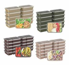 New listing Bentgo Combo Meal Prep Containers, 40-pack with Lids