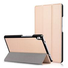 TabletHutBox Slim Smart Cover Case for Lenovo TAB 4 8 plus TB-8704F/N Tablet