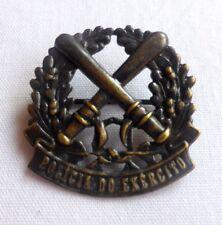 Vintage portuguese military POLICIA DO EXÉRCITO POLICE ARMY pin badge