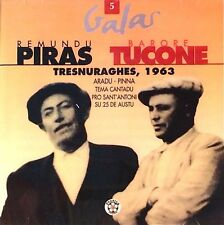 Remundu Piras, Barore Tucone - Tema: Aradu Pinna, Tresnuraghes, 1963 (CD Album)