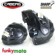 Helme fürs Motorradfahren in Metallic Caberg