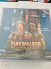 Firewalker.     laserdisc