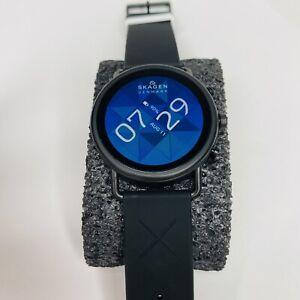 Skagen SKT5202 Smartwatch HR Falster 3 X by KYGO Black Silicone Gen 5