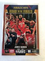 2019-20 NBA Hoops Road to the Finals First Round #8 James Harden /2019