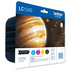 Brother LC1240 Value Blister Pack Ink Cartridge Pack