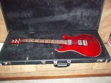 Paul Reed Smith Custom 22 Fire Red Burst Used