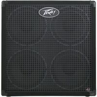 Peavey Headliner 410 Bass Amp Cabinet 4x10 Speakers Amplifier Cab 800-1600 watts