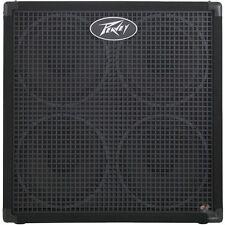 Peavey Headliner 410 Bass Amp Cabinet 4x10 Speakers Amplifier Cab 800-1600 watts