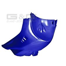 Bandeja inferior TNT los bajos Cubierta en azul - MBK NITRO YAMAHA AEROX