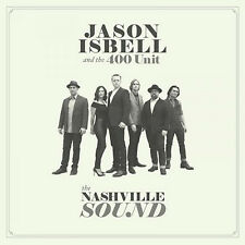 Jason Isbell and The 400 Unit Nashville Sound CD 10 Track in Foldout Card Slee