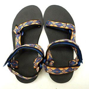 New Teva Womens Original Universal Tribal Water Strap Sandals Shoes US 7 EU 38