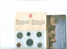 1977 CANADA Proof Like Set  Uncirculated with COA and envelope as issued PL