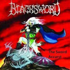 Blacksword-Sword Accurst Sanctuary, Jag Panzer, Manowar, Private Epic Metal