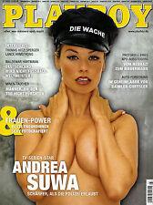 Playboy 07/2005      ANDREA SUWA & INNA HEMME*    Juli/2005