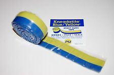"6"" Kneadatite Blue/Yellow, Green stuff Epoxy putty tape PSI Warhammer Board Game"