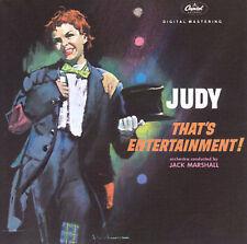 New: Garland,Judy: Judy That's Entertainment  Audio Cassette