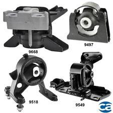 Engine Motor & Auto Trans. Mount 4Pcs Set for Toyota Rav4 06-08 2.4L 4WD AWD