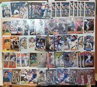 Mike Piazza 182 Card HOF Baseball Card Lot DODGERS, METS w RC, Inserts