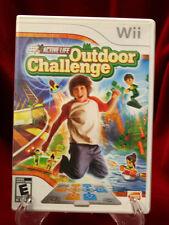 Nintendo Wii - Active Life: Outdoor Challenge (2008)
