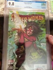 Spider-Woman #5 Great Land A Cover CGC 9.8 NM/M Marvel