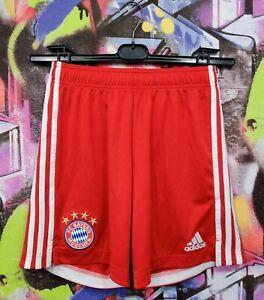 Bayern Munich FC 2020 2021 Home Football Soccer Shorts Adidas Mens size S