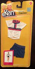 1979 KEN FASHION COLLECTIBLES #1379 Asst 1934. Jeans & Shirt Brown CLOTHES NRFB