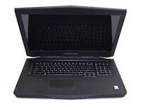 ALIENWARE 18 I7-4940MX 32GB RAM 2TB SSHD 80GB SSD DUAL GTX880M WIN 10 PRO LAPTOP